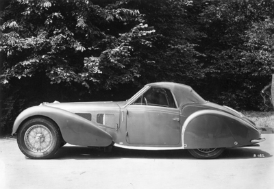 T 57 S Gangloff Cabriolet 1937