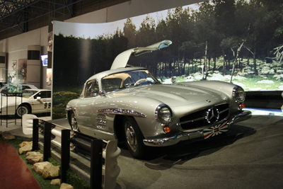 Mercedes-Benz 300 SL Gullwing 1955
